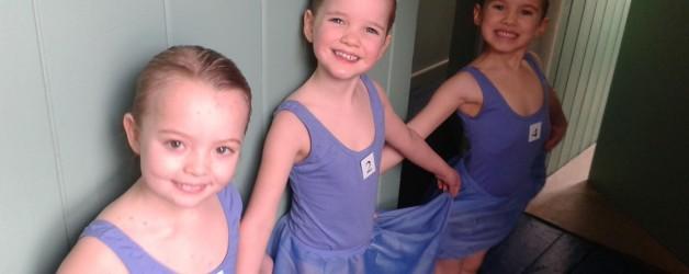 Modern and Ballet Exams