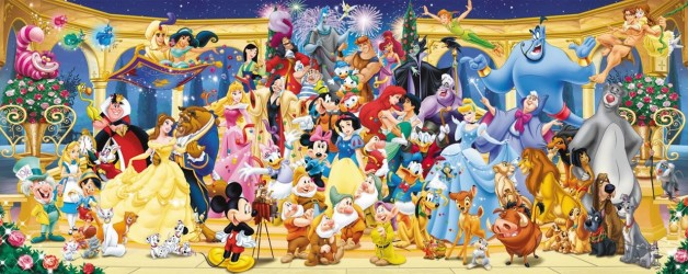 February Half Term Disney Workshop