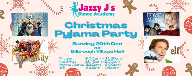Christmas Pyjama Party 2020